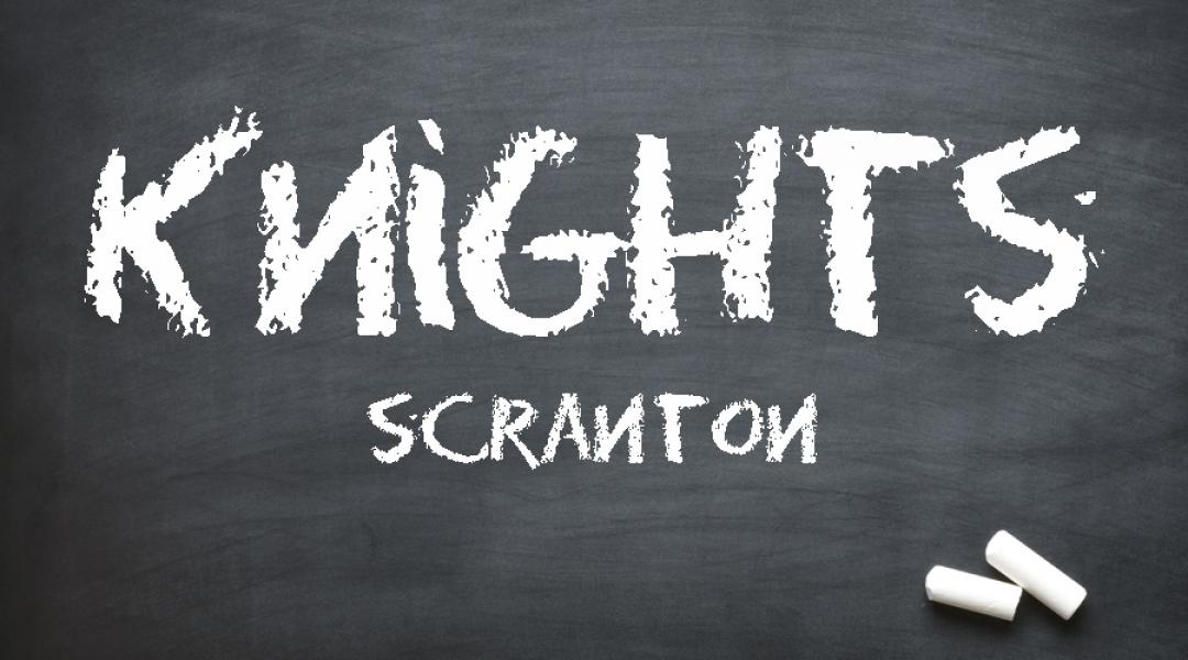 Scranton School District, Scranton City, Scranton Knights, Dunder Mifflin, West Scranton, East Mountain, West Mountain, Minooka, Green Ridge