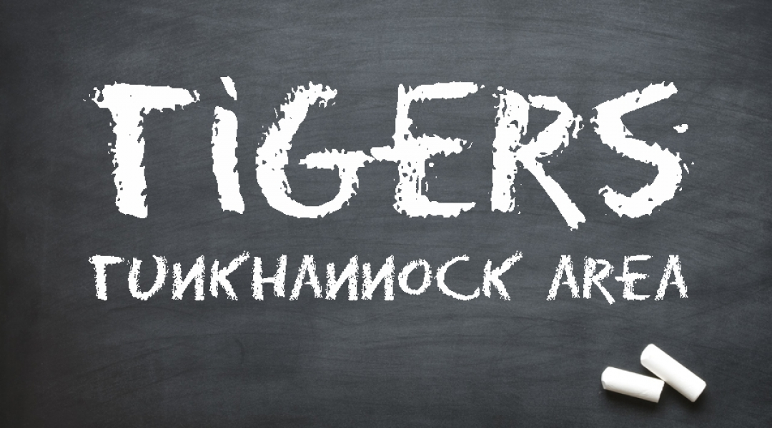 Tunkhannock School District, Tunkhannock, Tunkhannock Tigers, Wyoming County